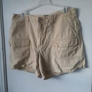 Bass ladies shorts sz 12